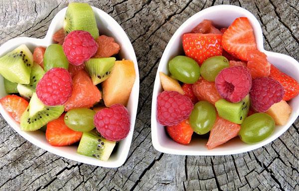 fruta snack saludable