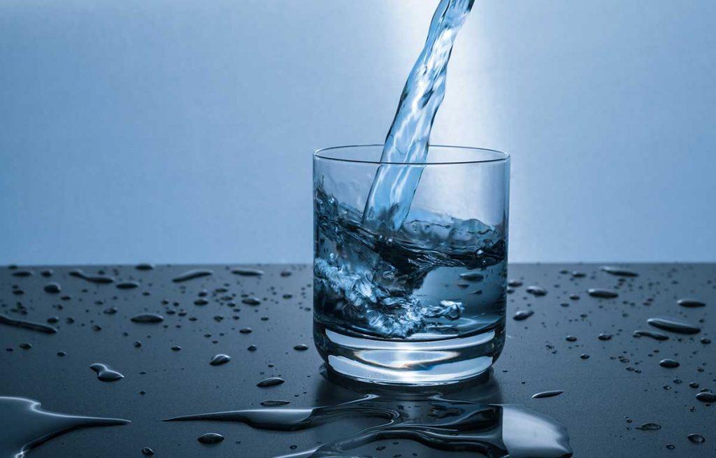 agua e hidratacion