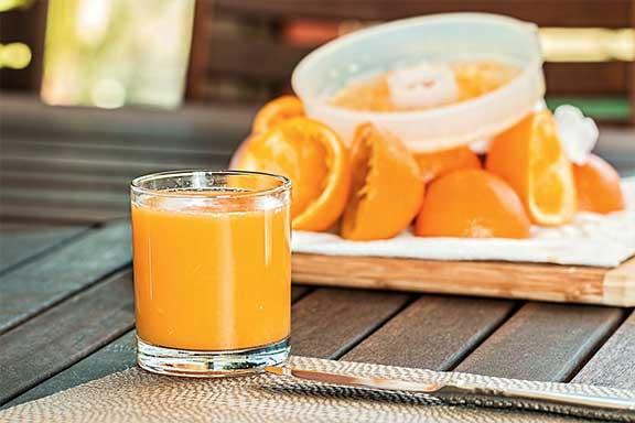 jugos naturales, alimentos saludables